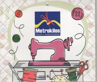 Máquina almanaque Metro Kilos